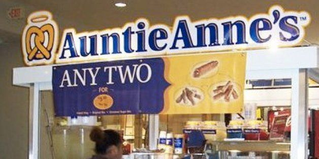 9 Things You Didn T Know About Auntie Anne S Pretzels Huffpost Life
