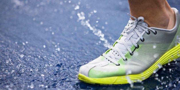 Kết quả hình ảnh cho jogging in rain