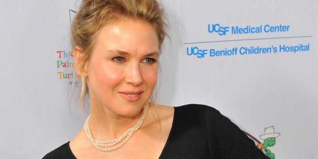 SAN FRANCISCO, CA - MARCH 10: Renee Zellweger attends the UCSF Medical Center and The Painted Turtle Present A Starry Evening of Music, Comedy & Surprises at Davies Symphony Hall on March 10, 2014 in San Francisco, California. (Photo by Steve Jennings/Getty Images for The Painted Turtle)