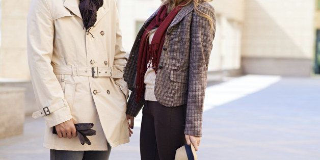 739db759 10 Trending Trench Coats Under $400   HuffPost Life