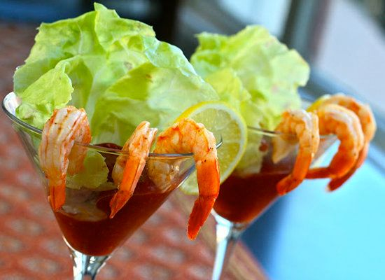"<strong>Get the <a href=""http://eisforeat.blogspot.com/2012/08/s-is-for-sriracha-shrimp-cocktail.html"">Sriracha Shrimp Cockta"