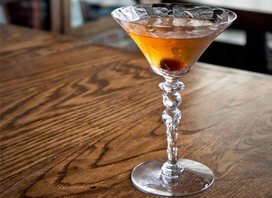 New to brandy? Let whiskey guide your way in this classic cocktail. Born in New Orleans, the Vieux Carré combines the two spi