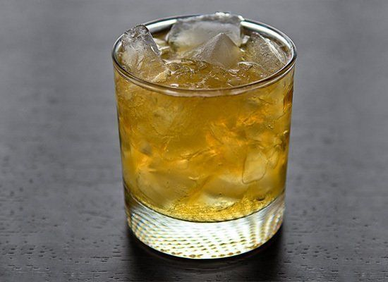 Simplicity reigns sometimes, and the Stinger proves this. The second two-ingredient cocktail on your list, this sipper was fe