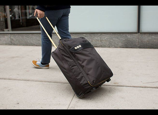 46ad25c80 ... Managing Editorial Assistant The Review: I took the Flight001 ($195) on  a weekend trip to North Carolina. This bag was incredibly lightweight with  a ...