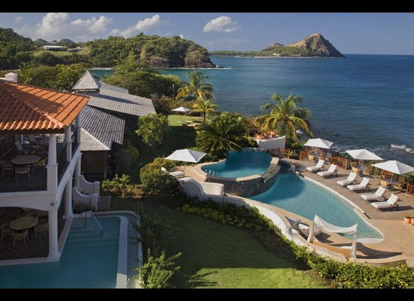 "<strong>See More of the <a href=""http://www.travelandleisure.com/articles/best-caribbean-resorts-and-hotels/9?xid=PS_huffpo"">"
