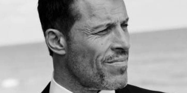 Interview with Tony Robbins on His New Book, 'Money: Master