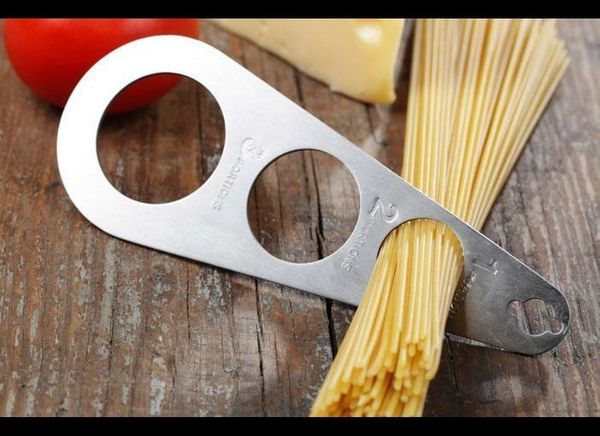 """No one really uses a pasta portioner,"" Spiaggia chef/partner Tony Mantuano told us. It's not that difficult to just eyeball"