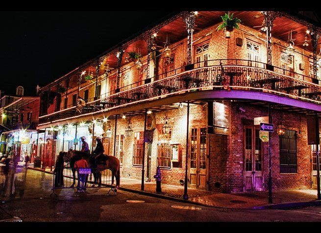 <em>Photo Credit: Walleyelj   Dreamstime.com</em>  It may not be Mardi Gras, but New Year's Eve in New Orleans is just as m