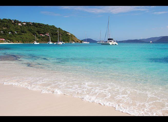 <em>Photo Credit: Joel Blit / Shutterstock</em>  You may call it New Year's Eve, but on Jost Van Dyke, it's Old Year's Nigh