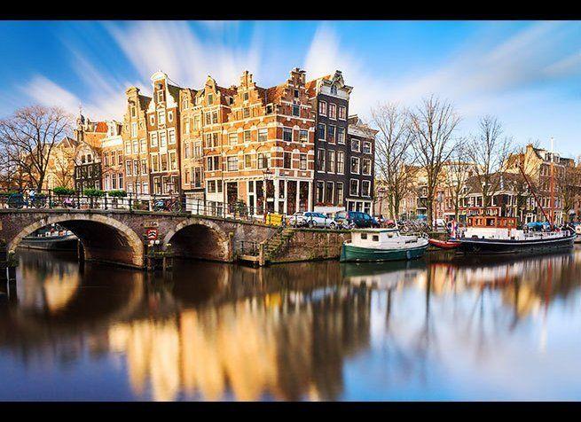 <em>Photo Credit: Dennis van de Water / Shutterstock</em>  Impromptu street parties are easy to find in the Dutch capital o