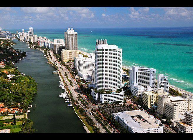 <em>Photo Credit: Richard Cavalleri / Shutterstock</em>  With its world-class nightlife scene, Miami is a no-brainer for Ne