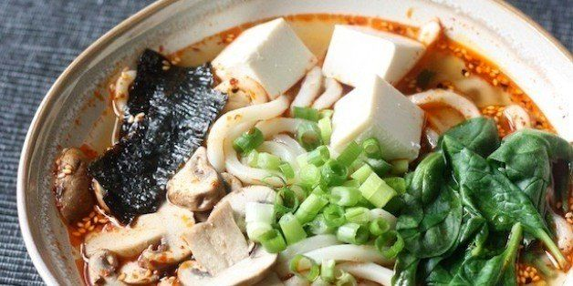 Udon Recipes: The Japanese Noodle That'll Make You Feel Great About Winter