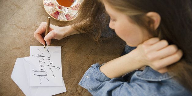 4 Incredibly Easy Ways To Practice Everyday Gratitude