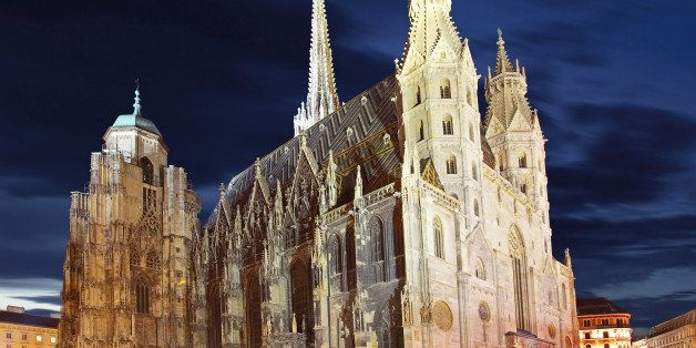 st. stephan cathedral in vienna ...