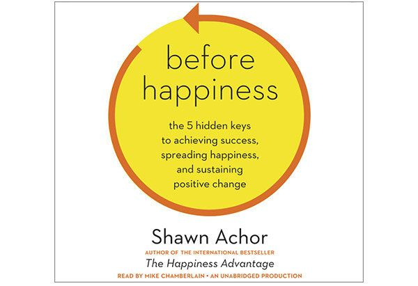 <strong>What to Try:</strong> A happiness graph  <br><br>  Meaning is what makes us happier (and usually more successful) in