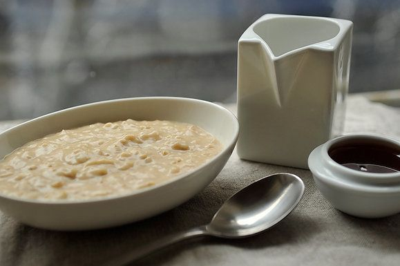 "<strong>Get the <a href=""http://food52.com/recipes/3062-overnight-steel-cut-oats-with-almond-butter-honey"" target=""_blank"">Ov"