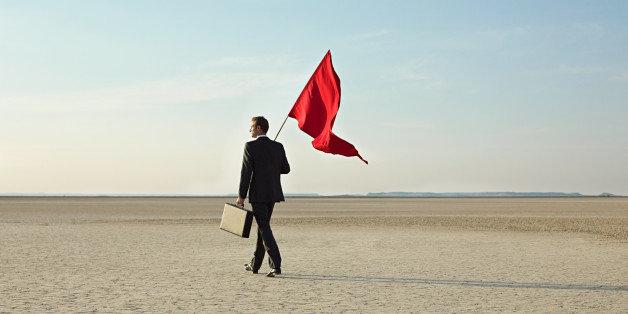 Red flags in men