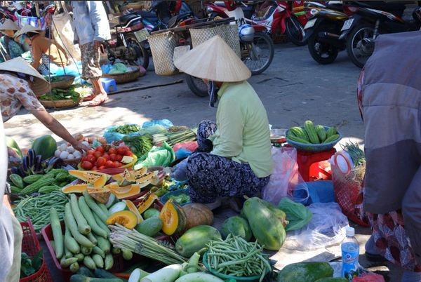 You might not recognize all the vegetables you'll find in Vietnam, but you should try them all. From bitter melon to morning