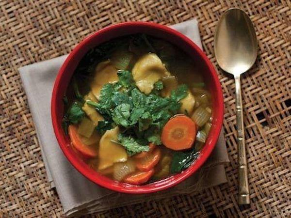 "<strong>Get the <a href=""http://www.huffingtonpost.com/2011/10/27/tibetan-noodle-soup_n_1061460.html"">Tibetan Noodle Soup</a>"