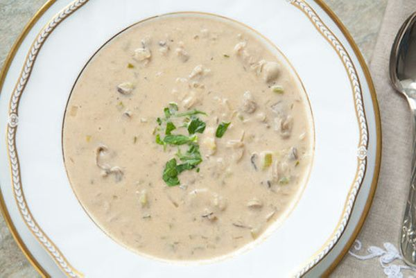 """<strong>Get the <a href=""""http://www.simplyrecipes.com/recipes/oyster_stew/"""">Oyster Stew</a> recipe from Simply Recipes</stron"""