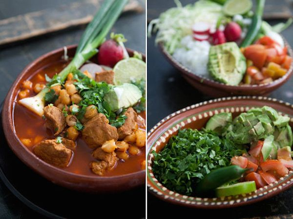 """<strong>Get the <a href=""""http://www.simplyrecipes.com/recipes/posole_rojo/"""">Posole Rojo</a> recipe from Simply Recipes</stron"""