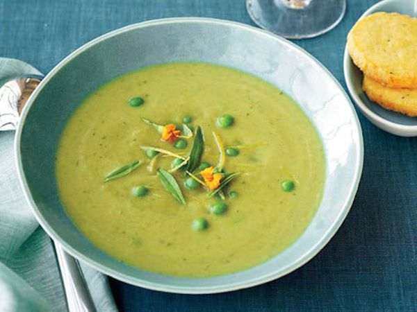 """<strong>Get the <a href=""""http://www.huffingtonpost.com/2011/10/27/asparagus-soup-with-parme_n_1061056.html"""" target=""""_blank"""">A"""