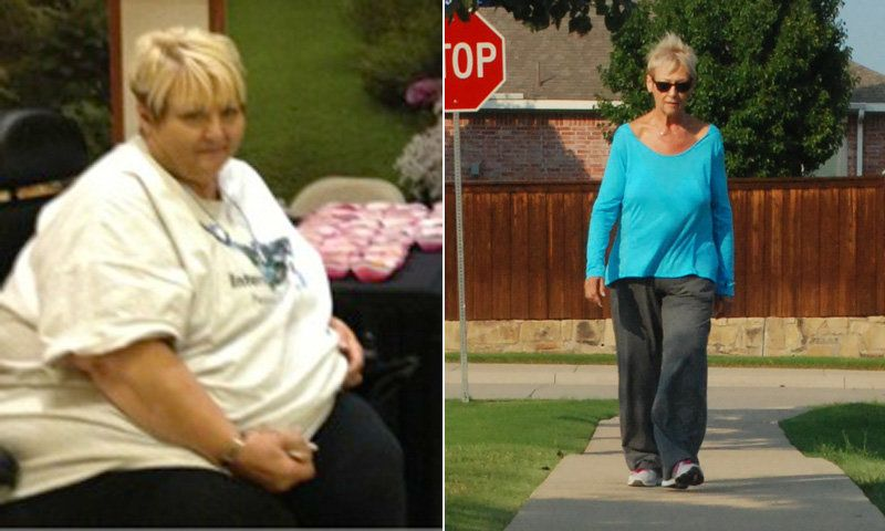 """<strong>Motivational message:</strong> """"As the pounds started to come off, I noticed a change, but others didn't -- until the"""