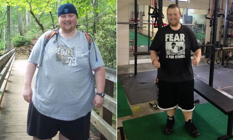 """<strong>Motivational message:</strong> """"My goal is to train and inspire people to show them that the weight loss is possible."""