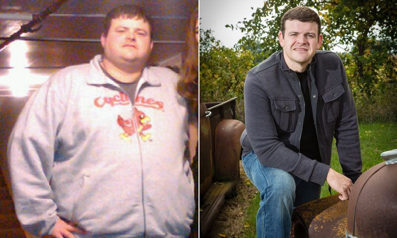 """<strong>Motivational message:</strong> """"In the year since reaching my lowest weight, I've seen some amazing things happen in"""