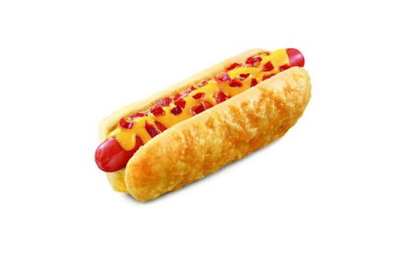 "Fact: Sonic Burger is primarily a ""drive-in"" restaurant. Other fact: No one should eat a greasy hot dog smothered in bacon an"