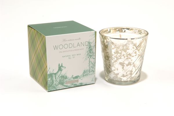 """<strong>Score</strong>: 3.3 <br><strong>What the <a href=""""http://www.paddywax.com/Shop/Woodland_3/Woodland_MercuryGlass_10oz_"""