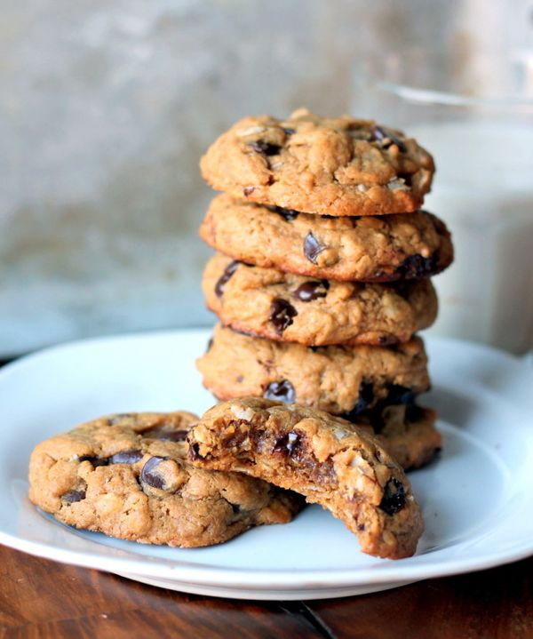 """Forgoing the gluten? You can still have a delicious chocolate chip cookie. <br><br><strong>Get the <a href=""""http://www.ambiti"""