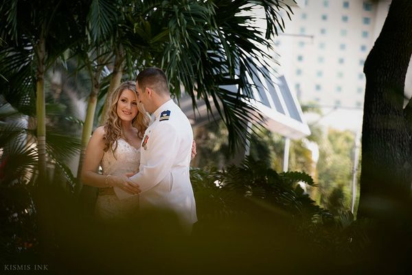 """Allison and Jeff were married in Tampa, Fl."" - Mariana Mosli"