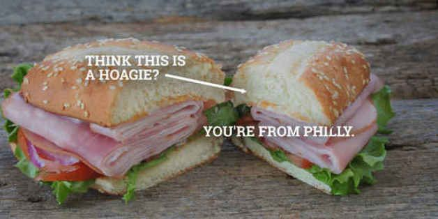 Where You're From, According to What You Call a Sub Sandwich