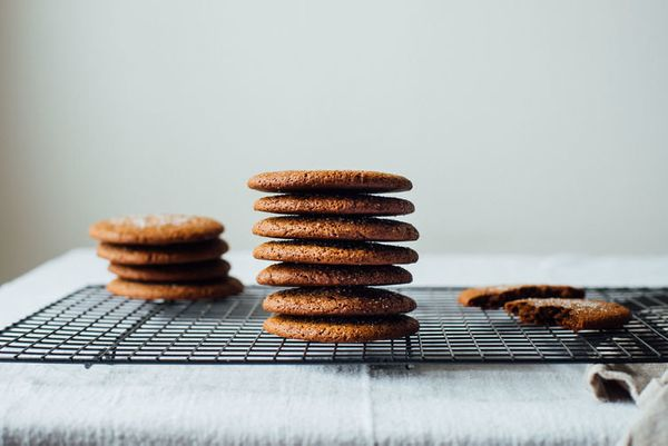 "<strong>Get the <a href=""http://food52.com/recipes/32374-chewy-ginger-molasses-cookies"" target=""_blank"">Chewy Ginger-Molasses"