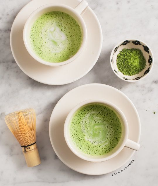 "<strong>Get the <a href=""http://www.loveandlemons.com/2014/03/14/matcha-coconut-latte/"" target=""_blank"">Matcha Coconut Latte"