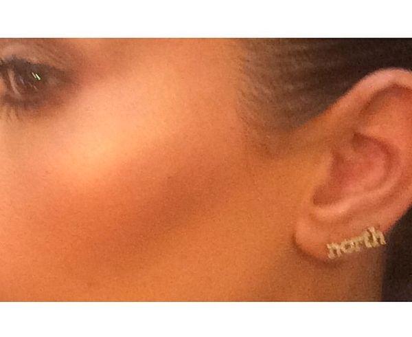 my North earring! Thanks @jenmeyerjewelry