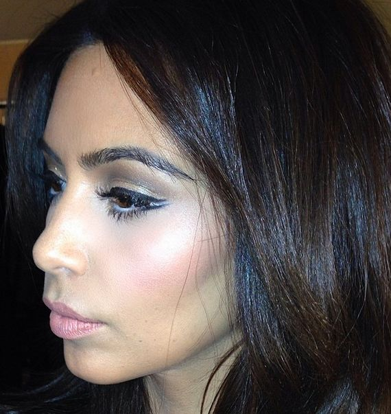 "Love this liner - Kardashian Beauty #HighEyeQ in ""Little White Lie"""