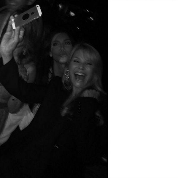 #selfies @christiebrinkley