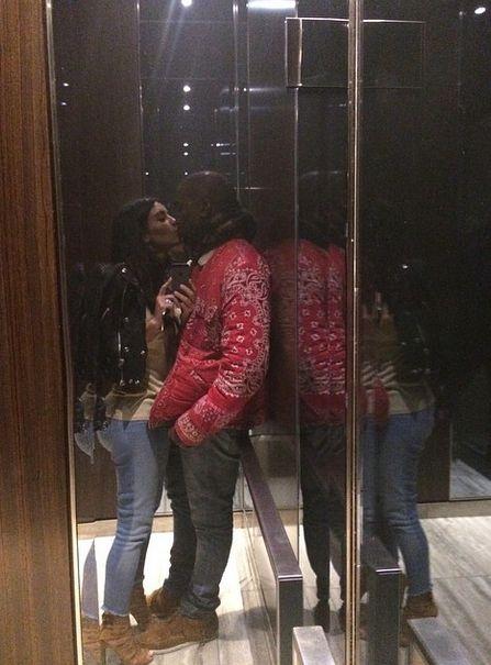 #ElevatorKiss