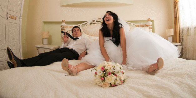 This Is What The Wedding Night Is Actually Like According To