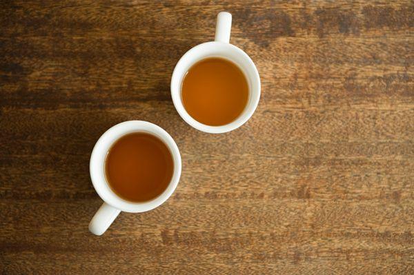 Drink lots of tea.