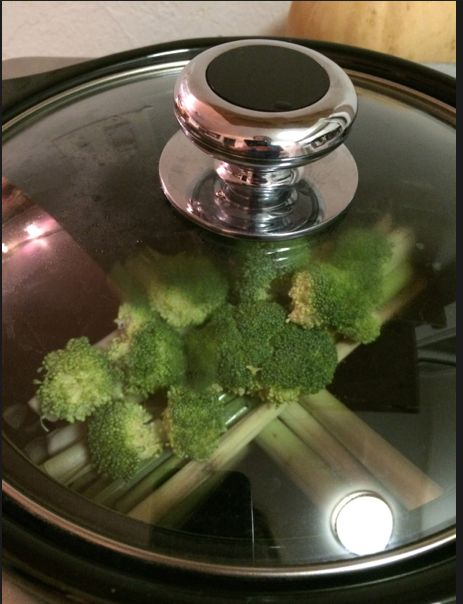 """Thanks to chef Grant Achatz, we learned that you can actually <a href=""""www.huffingtonpost.com/2014/11/12/slow-cooker-steamer_"""