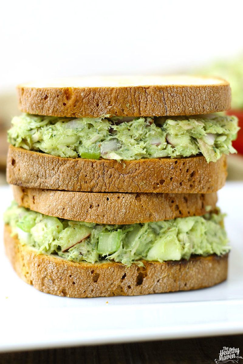 Tuna Salad Recipe Without Celery
