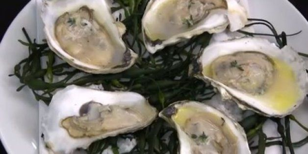 How to Grill Oysters (VIDEO) | HuffPost Life
