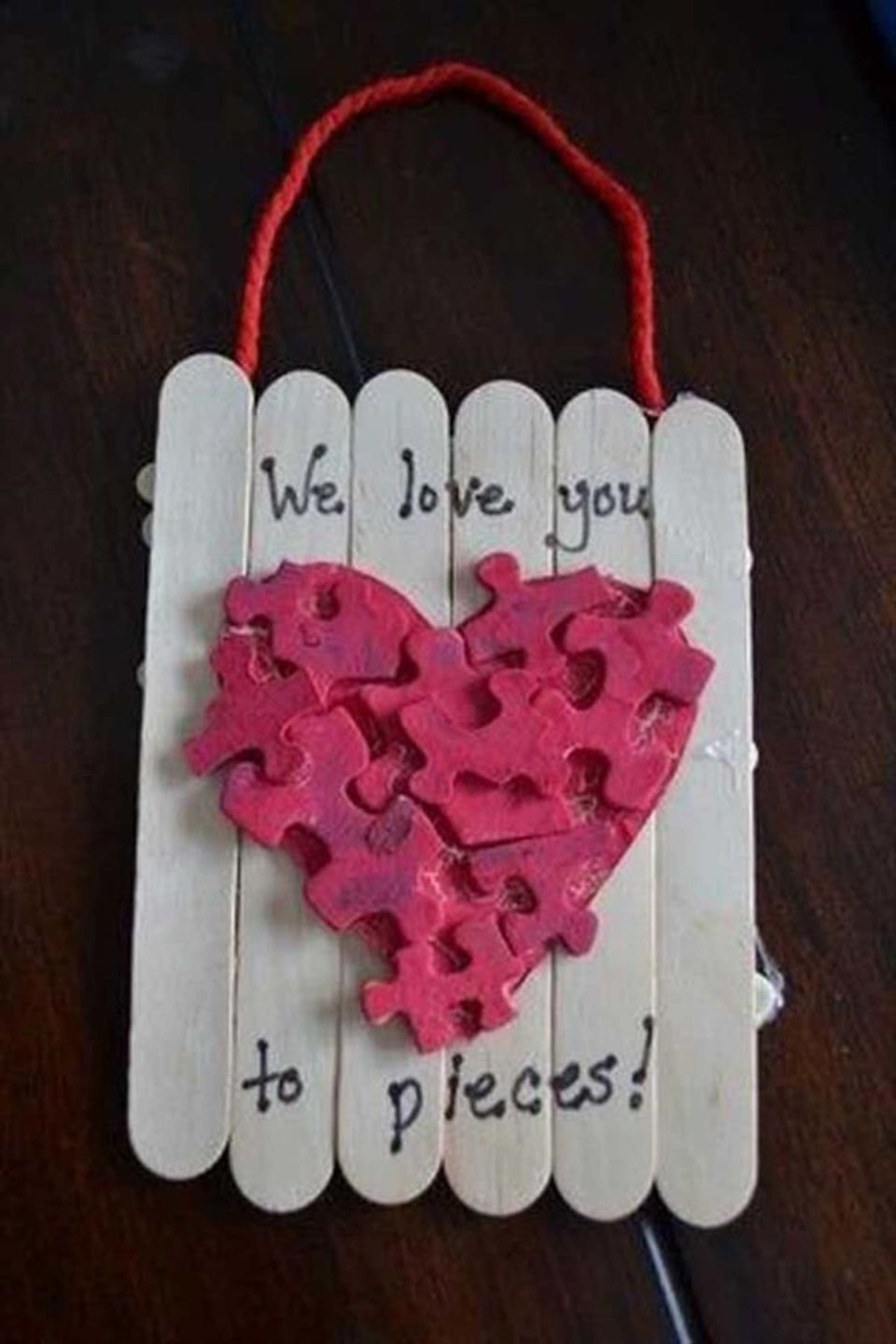 23 Easy Valentine S Day Crafts That Require No Special Skills Whatsoever Huffpost Life
