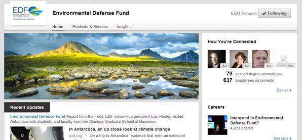 10 Nonprofit LinkedIn Accounts To Follow   HuffPost