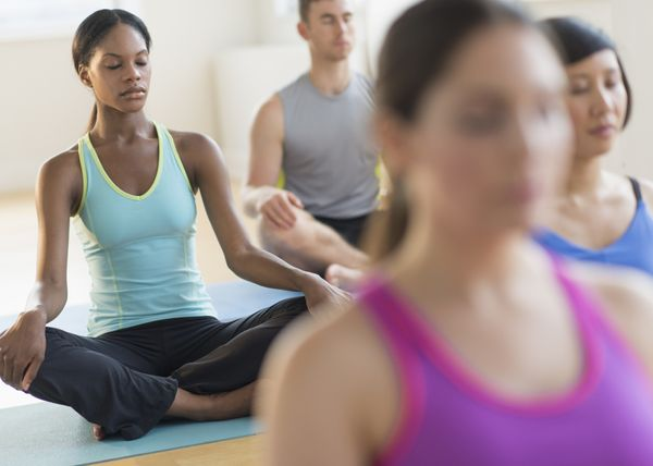 One small study found that yoga breathing exercises significantly improved lung function in patients with asthma when combine