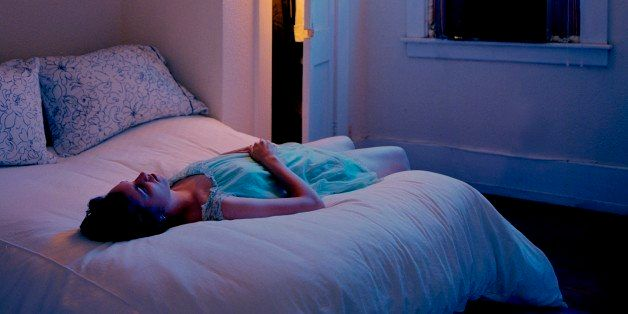 What Really Works When You're Too Anxious To Fall Asleep | HuffPost Life