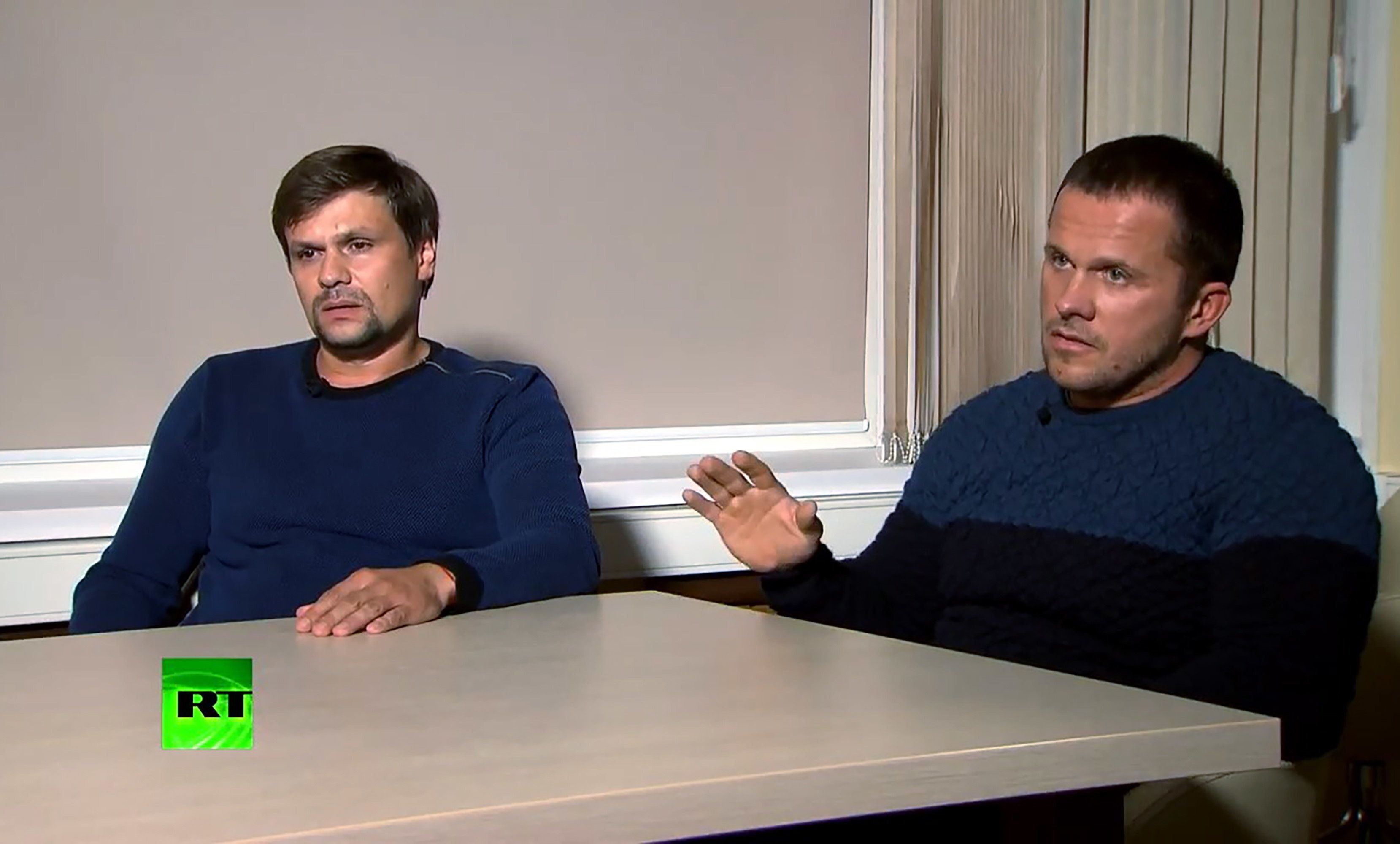 Russia Denies Skripal Novichok Suspects 'Have Anything To With